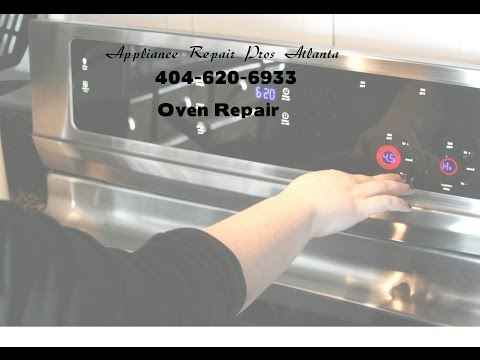 Oven Repair Atlanta | 404-620-6669 | Gas Oven Repairs Atlanta