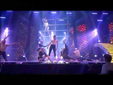 Outside The Box - Semi Final 4 Australia's Got Talent 2012 [FULL]