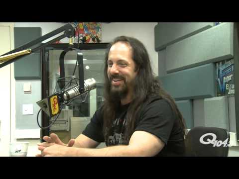 John Petrucci Interview 2013 - Q104.3 radio