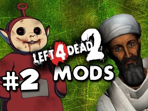OSAMA BIN WITCH - Left 4 Dead 2 Mods w/Nova Sp00n & Kootra Ep.2