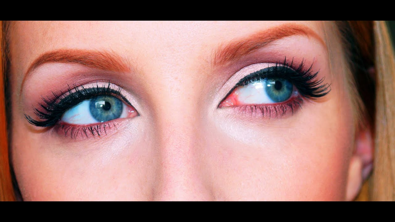 Wedding Makeup Tutorial - Cool Colours - YouTube