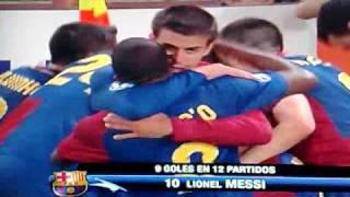 Gol De Messi.FINAL CHAMPIONS LEAGUE (2-0)