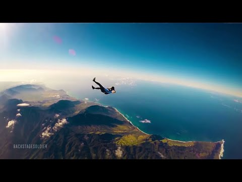 PEOPLE ARE FLYING 2015 - Skydiving & Wingsuits Flying & BASE Jumping