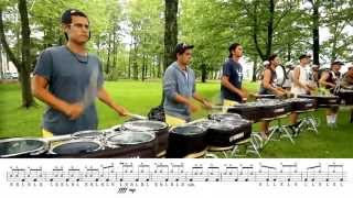 2013 Cadets Tenors - LEARN THE MUSIC!