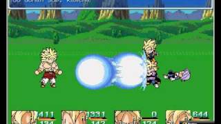 Dragon Ball Z Rpg Maker Z Fighters Vs Broly