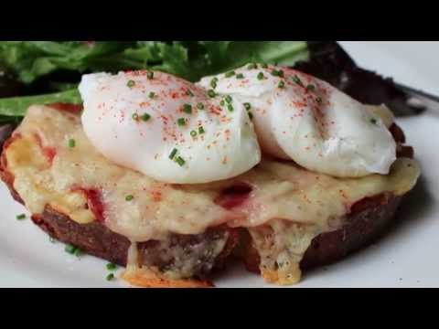 Monte Cristo Benedict - Mother Day Brunch Special!