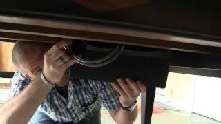 Piano Climate Control System Installation Process