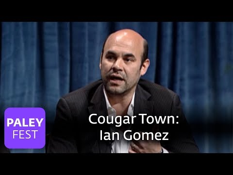 Cougar Town - Ian Gomez on Using Improv (Paley Center Interview)