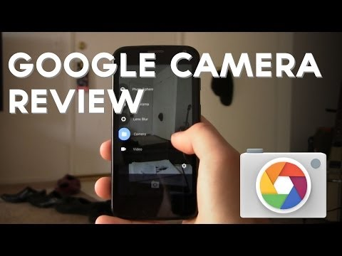 Google Camera App Review