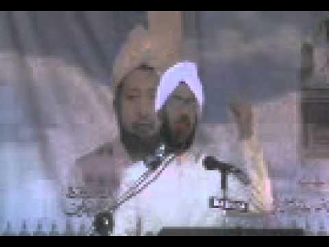 Sultan Ahmed ali Speech in Jauharabad part3