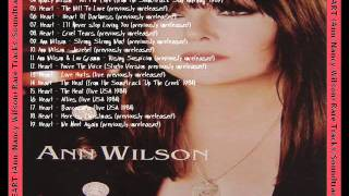 Ann Wilson-The Best Man In The World (From The Soundtrack