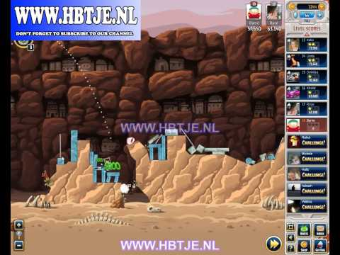Angry Birds Star Wars Tournament Level 3 Week 61 (tournament 3) facebook
