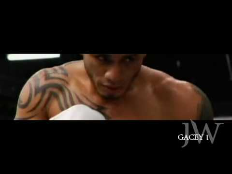 Miguel Cotto vs. Sugar Shane Mosley by JwG1