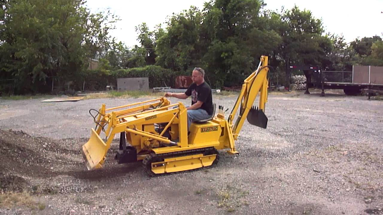 Magnatrac MT2000 FOR SALE AT HURLEYSEQUIPMENT.COM - YouTube