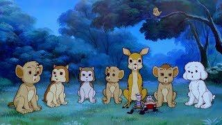 Lev� kr�l Simba - epiz�da 5  - Simbov nebesk� dar