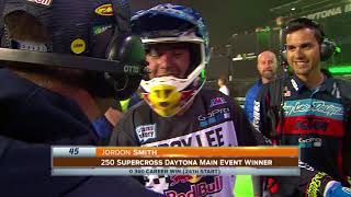 2018 Daytona Supercross Highlights