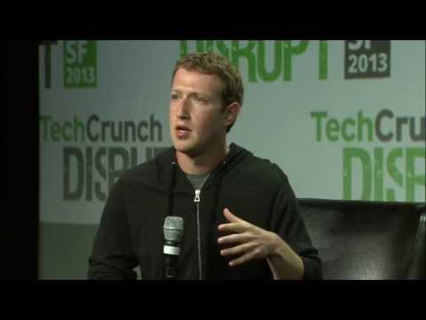 In-Depth With Mark Zuckerberg | Disrupt SF 2013