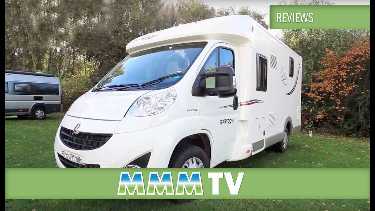 Simple Motorhome Of The Year 2014  Rapido 640 Motorhome Video Review