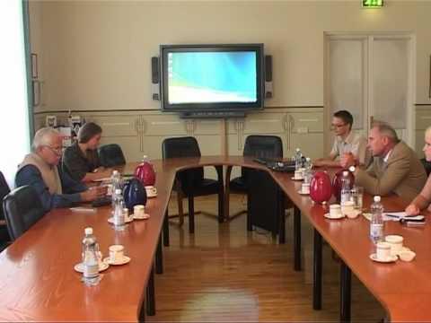 Смотреть видео В Вентспилсе гостил Е. П. посол Индийской Республики