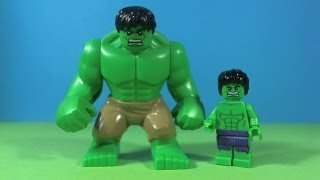 FREE LEGO HULK And MORE!