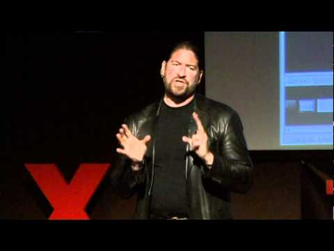 ‪TEDxDirigo - John Paul Caponigro - YOU'RE A LOT MORE CREATIVE THAN YOU THINK YOU ARE