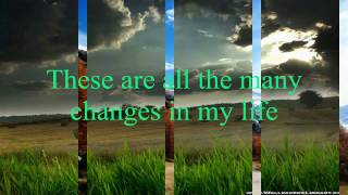 Mark Sherman - Changes In My Life  [w/ Lyrics]