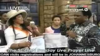 SCOAN 18/05/14: Prayer Line, Prophecies, Deliverance & Healing, Emmanuel TV