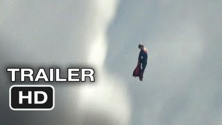 Man Of Steel Official Teaser Trailer #1 Superman Movie