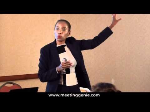 Leadership / Meeting Facilitation Training (Corporate Trainer Dana Brownlee)