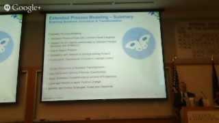 LEADing Practice eXtended Enterprise Modelling within iGrafx