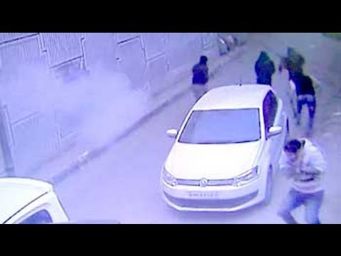 Caught on camera: Rohtak gang war leaves one dead, seven injured