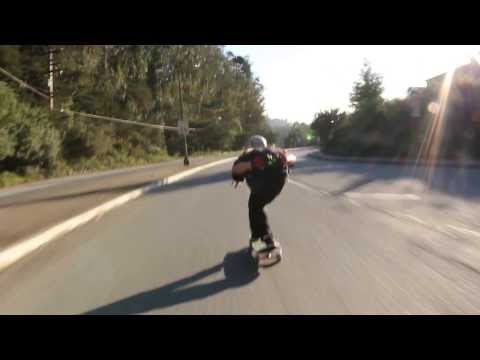 California Bonzing Skateboards - Adrian Da Kine - Raw Run 2