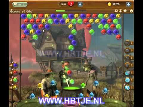 Bubble Witch Saga level 75
