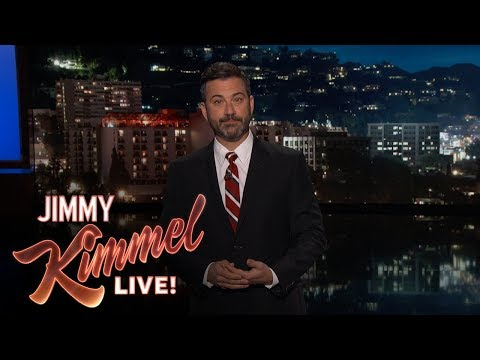 Jimmy Kimmel Fights Back Against Bill Cassidy Lindsey Graham  Chris Christie