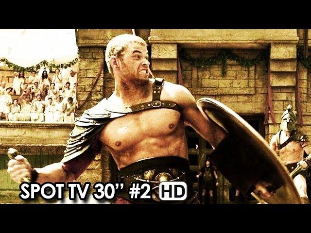Hercules - La leggenda ha inizio Spot Tv Ufficiale Italiano 30'' #2 (2014) - Kellan Lutz Movie HD