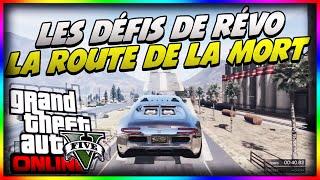 Les Défis De Révo Sur GTA 5 / Bat Mon Score Et Remporte Un