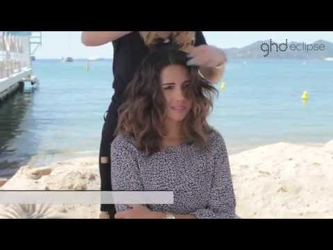 ghd Cannes Beachy Waves Hair How To Video