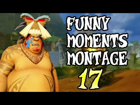 Crash Team Racing Nitro-Fueled ♥ Funny moments montage 17