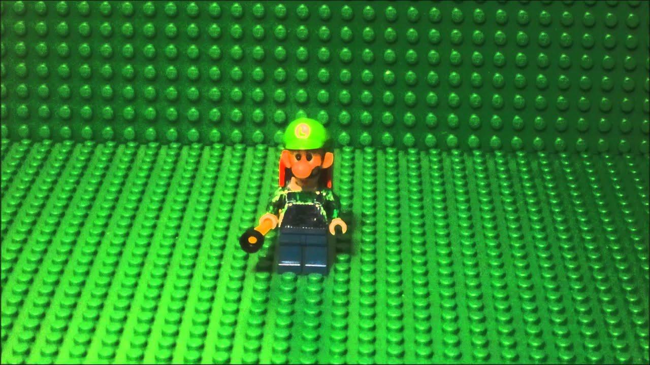Lego Luigi S Mansion Part 1 Youtube