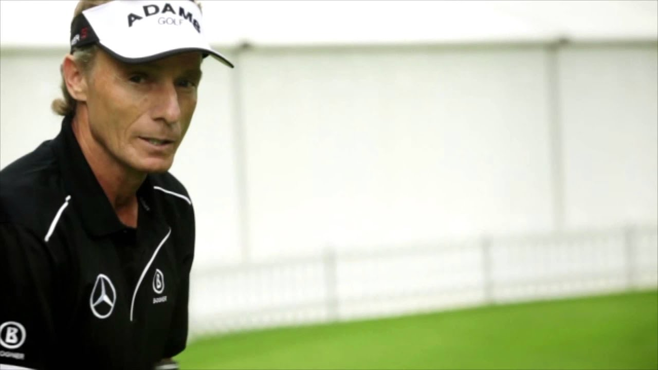 bernhard langer golf tips