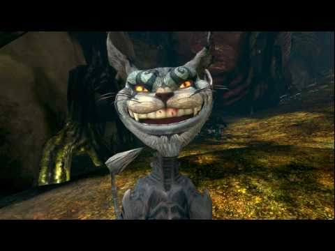[Alice: Madness Returns] Cheshire Cat Quotes