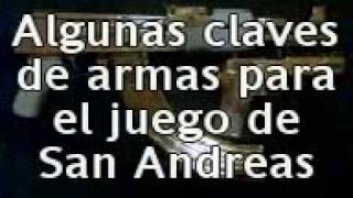 Claves Para GTA San Andreas (PS2) (100% Garantizadas