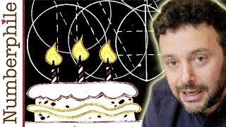 [The Scientific Way To Cut A Cake] Video