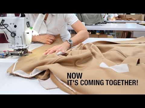 Di Balik Layar Pembuatan Mantel Ikonis Max Mara