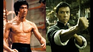 How To Punch Like IP MAN (Donnie Yen) Or Bruce Lee