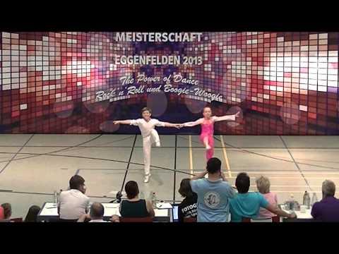 Elisabeth Horsch & Johannes Horsch - Deutsche Meisterschaft 2013