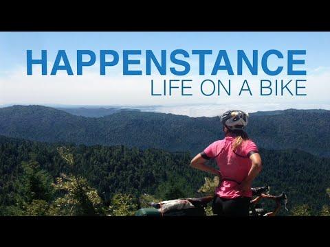 Happenstance: Life on a Bike