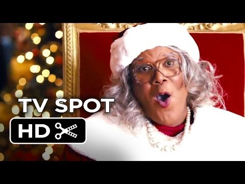 Tyler Perry's A Madea Christmas TV SPOT - Legend (2013) - Chad Michael Murray HD