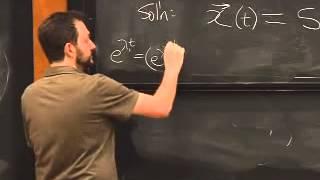Lec 14 - Linear Algebra | Princeton University