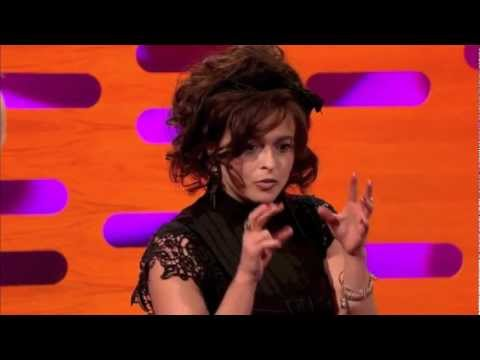 Helena Bonham Carter on The Graham Norton Show part 1
